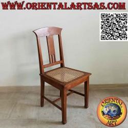 "Ethnic ""Java"" chair in teak..."