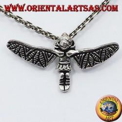 Totem Inkas Anhänger in Silber