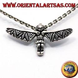 ciondolo Totem Incas in argento