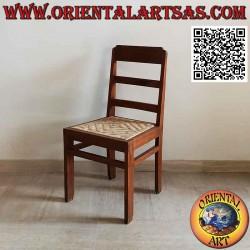 Massiver antiker Stuhl aus...