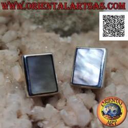 Серебряные серьги-лепестки...