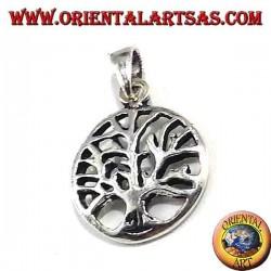 ciondolo Albero della vita in argento piccolo