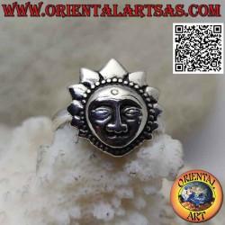 Серебряное кольцо 3 мм с...