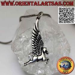 Silberanhänger, Pegasus...