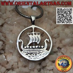 Silver pendant traditional...