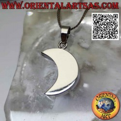 Silver pendant,...