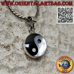 """Yin yang """"Tao"""" silver..."""