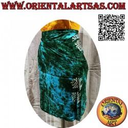 Miniskirt pareo cover-up...
