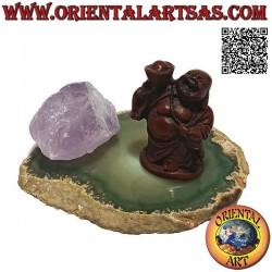 Sculpture, Budai ou Hotei...