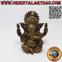 """Scultura di Ganesh """"il Dio..."""