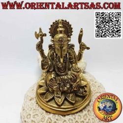 """Sculpture de Ganesh """"le..."""