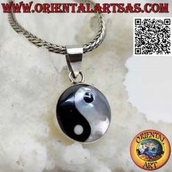 "Colgante de plata ""Tao"" yin..."
