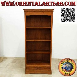 Bookcase with four shelves...