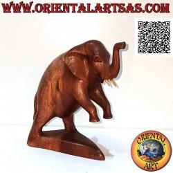Scultura di un elefante...