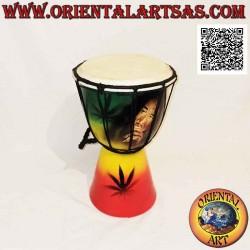 """Bongo djembé """"Jamaica..."""