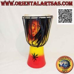 "Bongo djembé ""Jamaica Bob..."