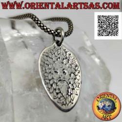 "Silver pendant, ""The Green..."