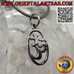 Silver pendant, Hindu...
