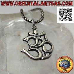 Sterling silver pendant in...