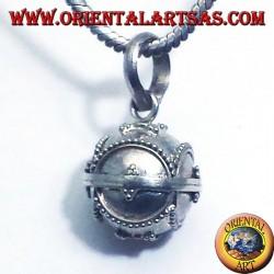 colgante de plata llamados ángeles (llamadas de los ángeles)B