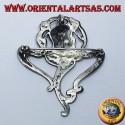 Broche / colgante de plata de Venus