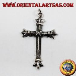 Ciondolo in argento croce