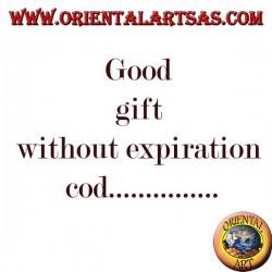 Chèque cadeau ne prend pas fin