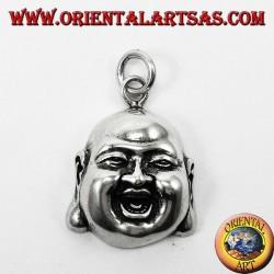 Silber Anhänger, machen Buddha Wohlbefinden