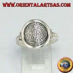 Anello in argento con Il Disco di Festo