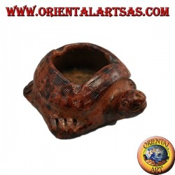 Terracotta Ashtray, Turtle
