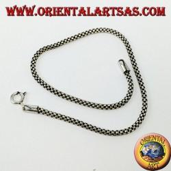 Silver bracelet, Venetian