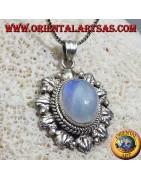 Ciondoli in argento con Pietra di Luna, Black star, Labradorite