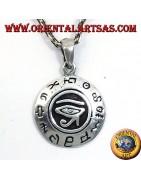Ciondoli in argento 925 ‰ di simboli e cultura egiziana