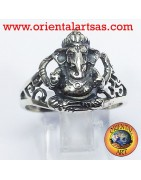 925 ‰ silver rings Hinduism and Buddhism